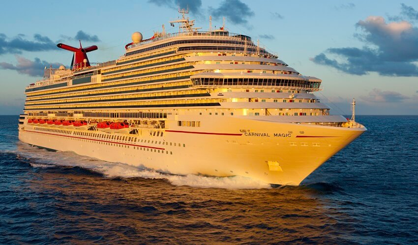 Wide variety of cruise options